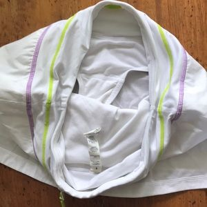lululemon athletica Shorts - Lululemon Running Shorts size 4 EUC
